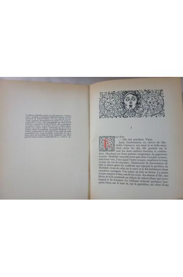 MAURIAC. Bois originaux de Louis JOU - Oeuvres complètes en 12 tomes - Fayard, Grasset, numéroté