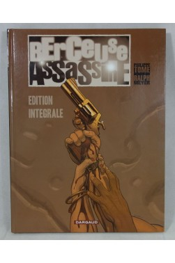 EO intégrale - Berceuse assassine - tomes 1 à 3 - TOME et MEYER - Dargaud 2004