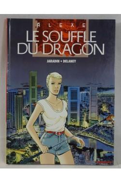 EO - ALEXE - Tome 2. Le souffle du dragon - JARADIN et DELANEY - ALPEN, 1990
