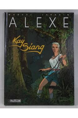 EO - ALEXE - Tome 3. Kay Siang - JARADIN - CLE, Claude Lefrancq Editeur, BDEvasion