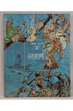EO - Shukumeï - Les Innommables 2. YANN et CONRAD - Glénat, Bédéscope, 1987