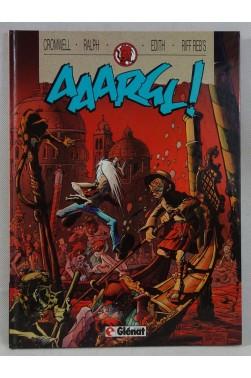 EO Les Aventures de Sergeï Wladi 2. AAARGL! - CROMWELL RALPH Riff Reb's - Glénat 1987