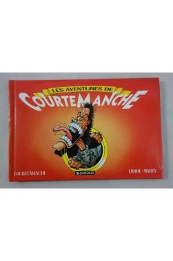Les Aventures de COURTEMANCHE ( extraits ) - ERROC et MARTY - Dargaud - 1995