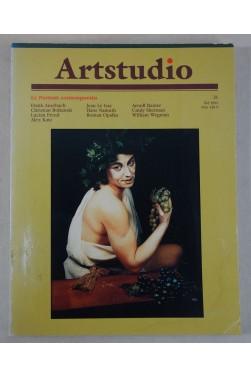 Revue ARTSTUDIO N° 21 - Le Portrait Contemporain - Auerbach, Boltanski, Freud - 1991