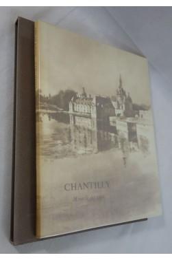 CHANTILLY - Miracle des Eaux - Dessins de CHADAVE. Raymond CAZELLES, numéroté sur vélin de Lana, 1976