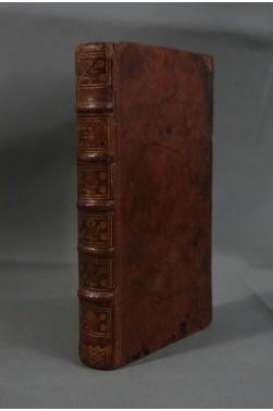 ROUSSILHE. Les Institutions au droit Légitime, en 2 parties, 1770. RARE, jurisprudence, DROIT
