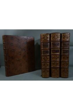EO - 1771 - JOUSSE. Traité de JUSTICE CRIMINELLE de France, 4 tomes - RELIURE in-4 RARISSIME