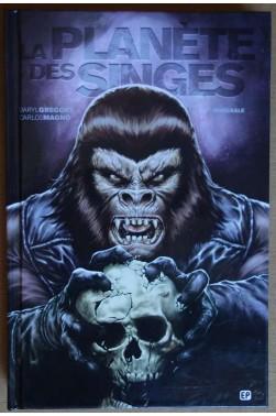 La Planète des singes, Intégrale - D. Gregory/C. Magno - Ed. EP, 2014 - TBE -