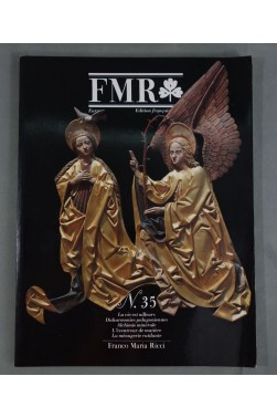 Revue FMR n° 35, 1991 - Franco Maria Ricci - ARCHIPENKO - Illustrations double page