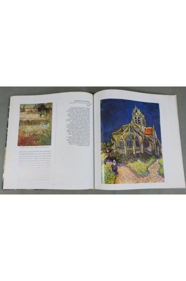 Les IMPRESSIONNISTES - Portrait. Illustrations couleurs, Editions Atlas - 1995
