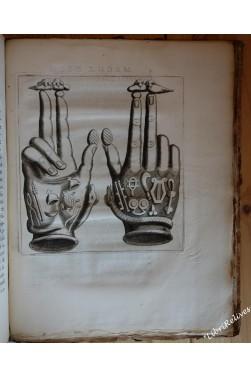 Laurentii Pignorii,... Mensa isiaca, qua sacrorum apud Aegyptios ratio et sim...