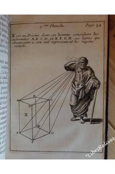 Traité de perspective où sont contenus les fondemens de la Peinture par le R. P. Bernard Lamy, prestre de l'oratoire.