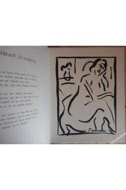 Les Heures De Soleil, Poèmes. Illustrations de P. Ambrogiani et A. Ferrari