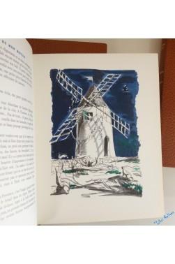 Les Chefs-d'oeuvre de DAUDET illustrés par HUMBERT BARRET FONTANAROSA