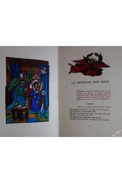 La Marche des Rois. Illustrations de Rémy HETREAU. [Broché]