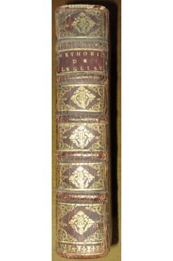 Louis de Grenade. La rhétorique de l'église ou l'éloquence des prédicateurs - 1698, RARE
