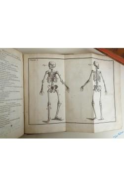 Elémens d'anatomie raisonnée. Seconde édition revue et augmentée d'un Traité de la génération, par M. Jean-Baptiste Bruny