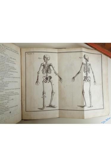 Elémens D'anatomie Raisonnée. Seconde Édition Revue Et Augmentée D'un Traité De La Génération, Par M. Jean-Baptiste Bruny.