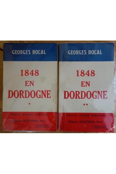 1848 En Dordogne. Préface D'andré Demaison. 2/2