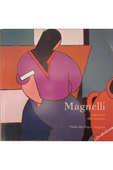 MAGNELLI, exposition du centenaire. Palais des Papes, Avignon. 8juillet - 30 sept. 1988