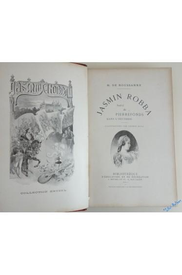 Jasmin Robba suivi de Pierrefonds dans l'histoire.