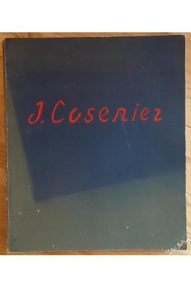 J. CUSENIER avec Envoi signé de la peintre - catalogue numéroté