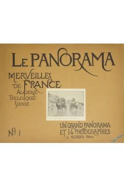 LE PANORAMA, MERVEILLES DE FRANCE, ALGERIE, BELGIQUE, SUISSE, 24/25