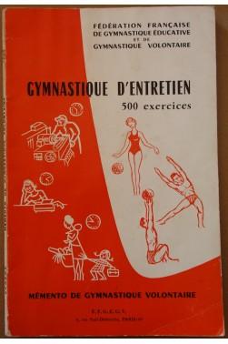 Gymnast'entretien - 500 exercices