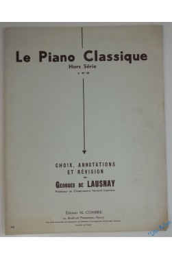 Le Piano Classique Hors Serie N20 --- Piano [Reliure inconnue]