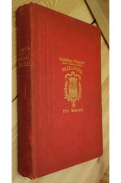 Monsieur de la palisse. ouvrage orné de 49 gravures de zier. p., librairie Ha...